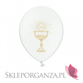 Balon komunijny - kielich