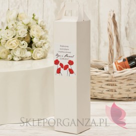 Pudełka na alkohol Pudełko na alkohol – personalizacja kolekcja MAKI