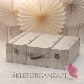Eko Pudełko na koperty - walizka