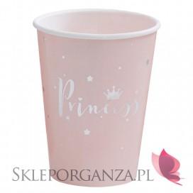 Kolekcja Princess na Baby Shower Kubeczki KOLEKCJA PRINCESS