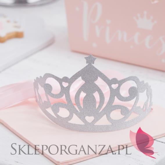Kolekcja Princess na Baby Shower Korony KOLEKCJA PRINCESS