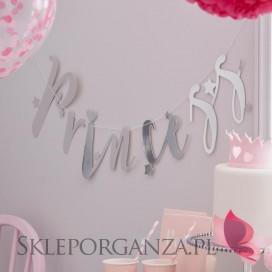 Kolekcja Princess na Baby Shower Dekoracja wisząca KOLEKCJA PRINCESS