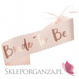 Kolekcja Team Bride Szarfa Panna Młoda KOLEKCJA TEAM BRIDE