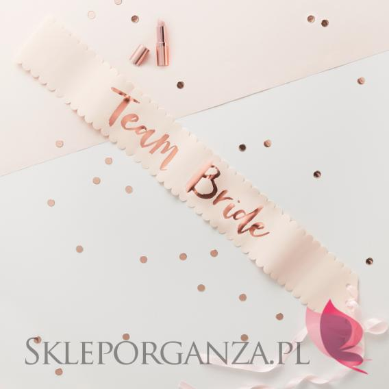 Kolekcja Team Bride Szarfy KOLEKCJA TEAM BRIDE