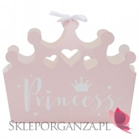 Kolekcja Princess na Baby Shower Pudełka KOLEKCJA PRINCESS 5szt.