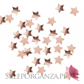 Kolekcja Gwiazdki Rose Gold Konfetti KOLEKCJA GWIAZDKI ROSE GOLD
