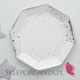 Kolekcja Gwiazdki Srebrne Talerzyki KOLEKCJA GWIAZDKI SREBRNE