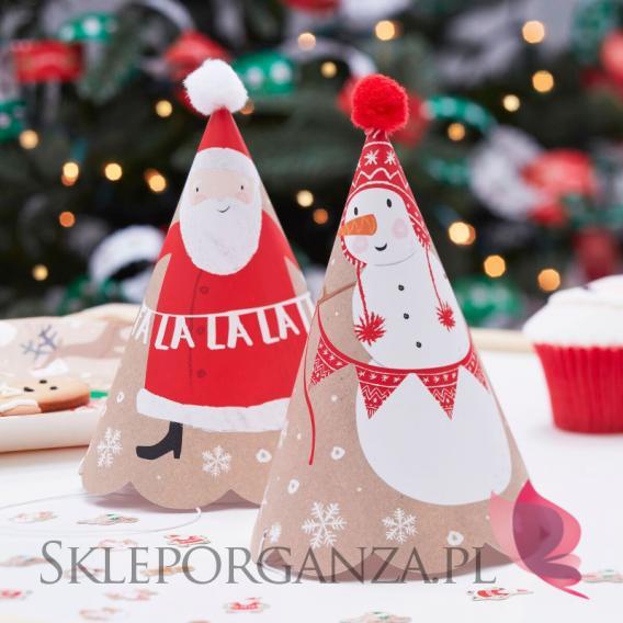 Kolekcja Mikołaj i Przyjaciele Czapeczki KOLEKCJA MIKOŁAJ I PRZYJACIELE