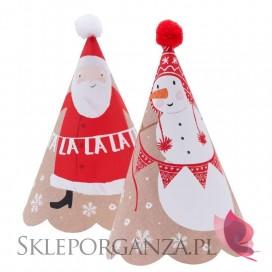 Kolekcja Mikołaj i Przyjaciele -Czapeczki KOLEKCJA MIKOŁAJ I PRZYJACIELE