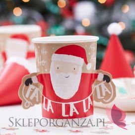 Kolekcja Mikołaj i Przyjaciele  Kubeczki 3D KOLEKCJA MIKOŁAJ I PRZYJACIELE