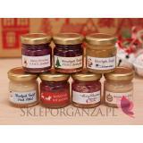 Upominki świąteczne Upominek świąteczny – miód z jagodami - personalizacja