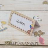 Kolekcja Konik na biegunach na Baby Shower Winietka KOLEKCJA KONIK NA BIEGUNACH – PERSONALIZACJA