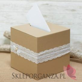 Eko Pudełko na koperty VINTAGE