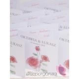 Zaproszenia ślubne Zaproszenie – personalizacja kolekcja VINTAGE ROSE