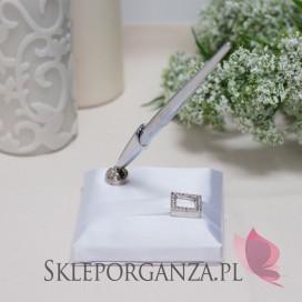Długopis z podstawką - KOLEKCJA CYRKONIA