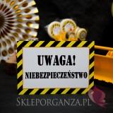 Kolekcja Koparka -Zestaw tablic informacyjnych KOLEKCJA KOPARKA