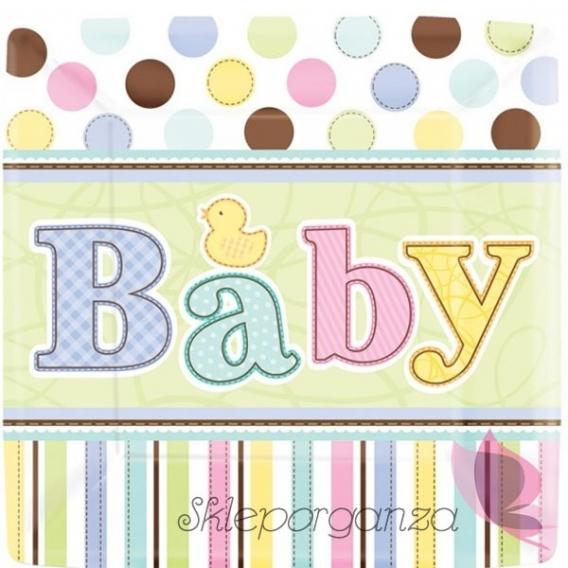 Kolekcja Baby Serwetki baby, 36 szt