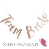 Kolekcja Team Bride Baner rose gold KOLEKCJA TEAM BRIDE