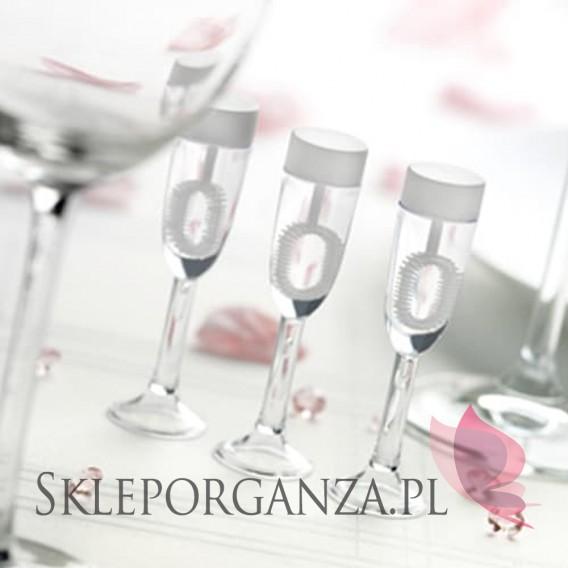 Bańka mydlana szampan