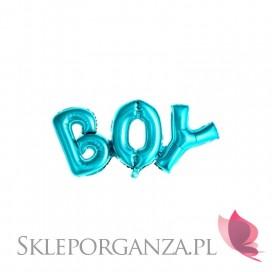 Balon foliowy BOY