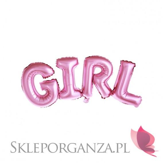 Balony Balon foliowy GIRL