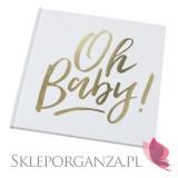 Kolekcja Oh Baby Księga wpisów KOLEKCJA OH BABY