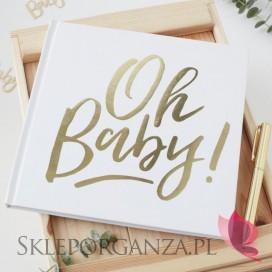 - Księga wpisów KOLEKCJA OH BABY