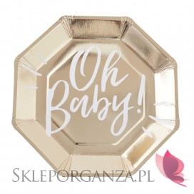 Kolekcja Oh Baby - Talerzyki KOLEKCJA OCH BABY