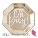 Kolekcja Oh Baby - Talerzyki KOLEKCJA OH BABY