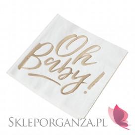 Kolekcja Oh Baby - Serwetki KOLEKCJA OH BABY