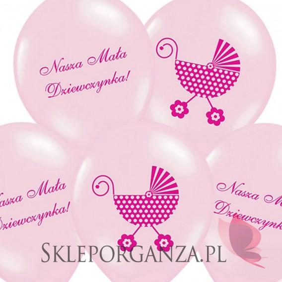 Balon Nasza Mała Dziewczynka