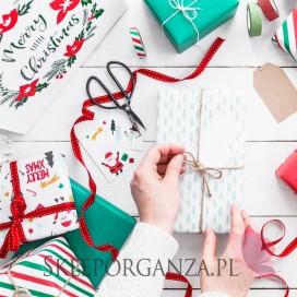 Kolekcja Merry Xmas -Papier do pakowania Merry Xmas