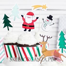 Kolekcja Merry Xmas Toppery Merry Xmas