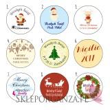 Upominki Torebka brązowa - świąteczna personalizacja