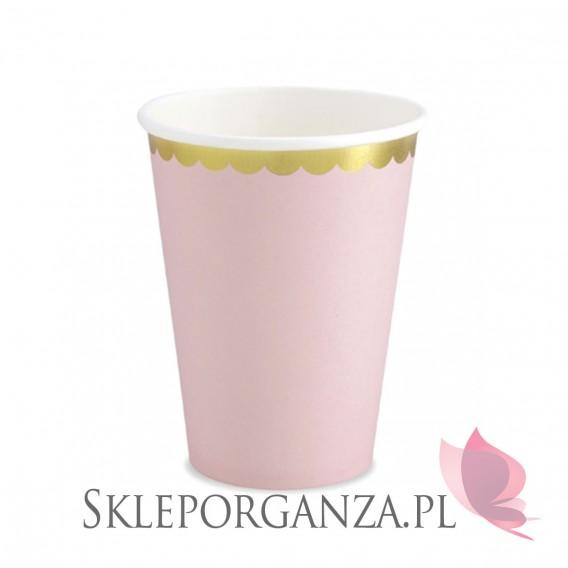 Różowy Kubeczki, j. róż, 220ml (1 op. / 6 szt.)