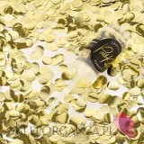 Push pop konfetti, złote