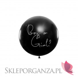 Kolekcja Boy or Girl Balon Gender Reveal - Chłopiec KOLEKCJA Boy or Girl