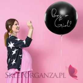 Balon Gender Reveal - Dziewczynka KOLEKCJA Boy or Girl