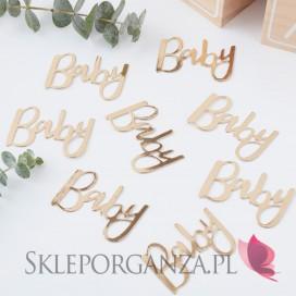 Kolekcja Oh Baby Konfetti złote BABY KOLEKCJA OH BABY!