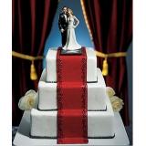 Figurki na tort Porcelanowa figurka na tort - Para Gwiazdorska