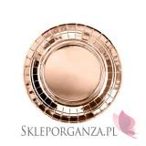 Rose Gold Talerzyki okrągłe - różowe złoto