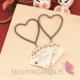 Upominki świąteczne Zimne ognie serca / iskierki miłości - personalizacja - ŚWIĘTA