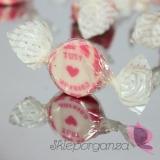 Cukierki Just Married - różowe