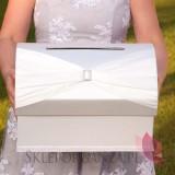 Ekskluzywny kuferek na koperty - DIAMENT