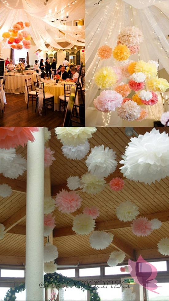 dekoracji sali weselnej
