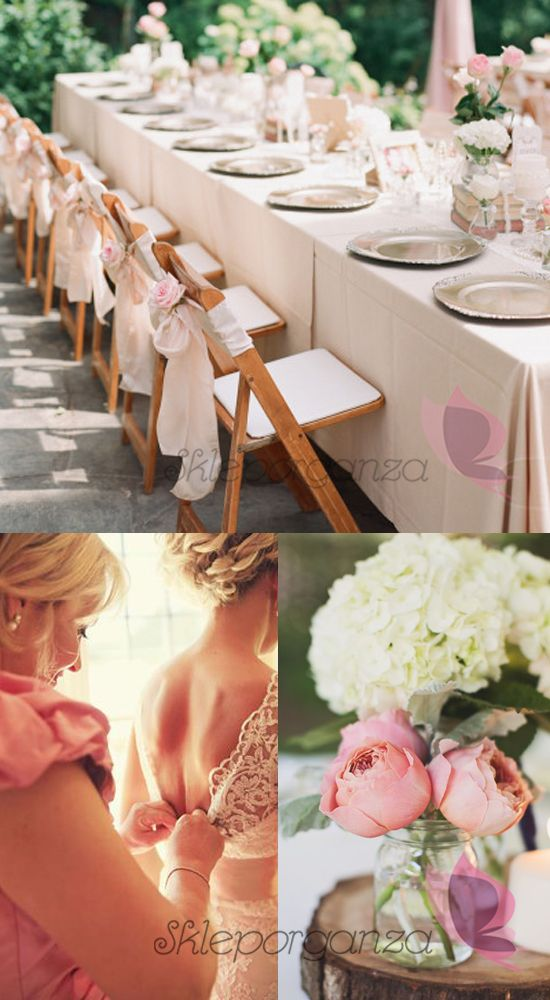 ślub I Wesele W Stylu Vintage Rose Skleporganzapl Blog