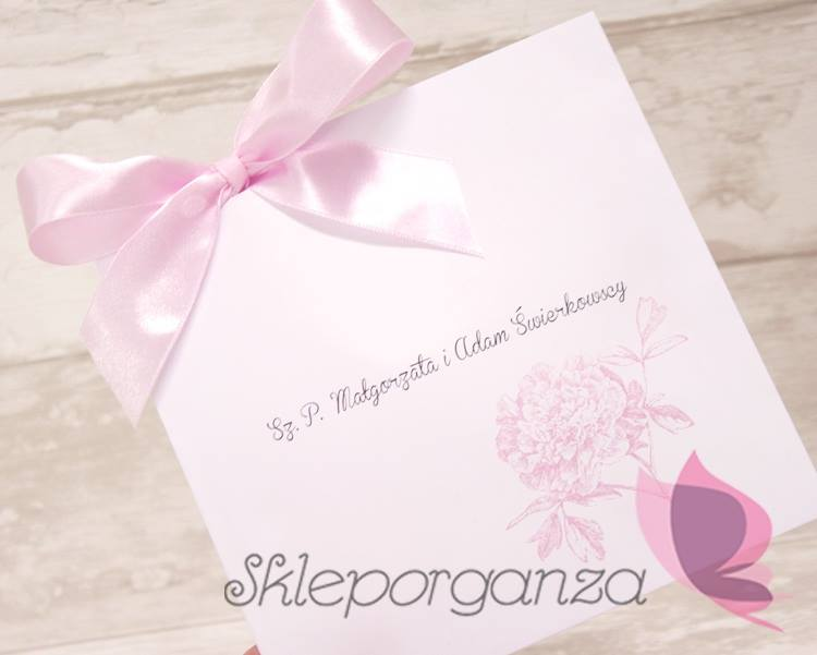 Zaproszenia ślubne Trendy 2015 Skleporganzapl Blog