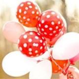 Balony kropki na wesele