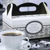 Pudełka weselne na tort