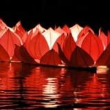 Pływające lampiony